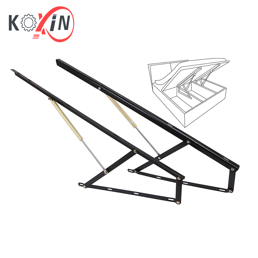 Heavy Bed Fitting(5 mm) 3 feet black